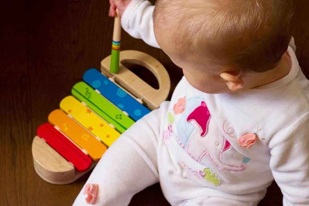 baby hamper #5 - The baby toys hamper