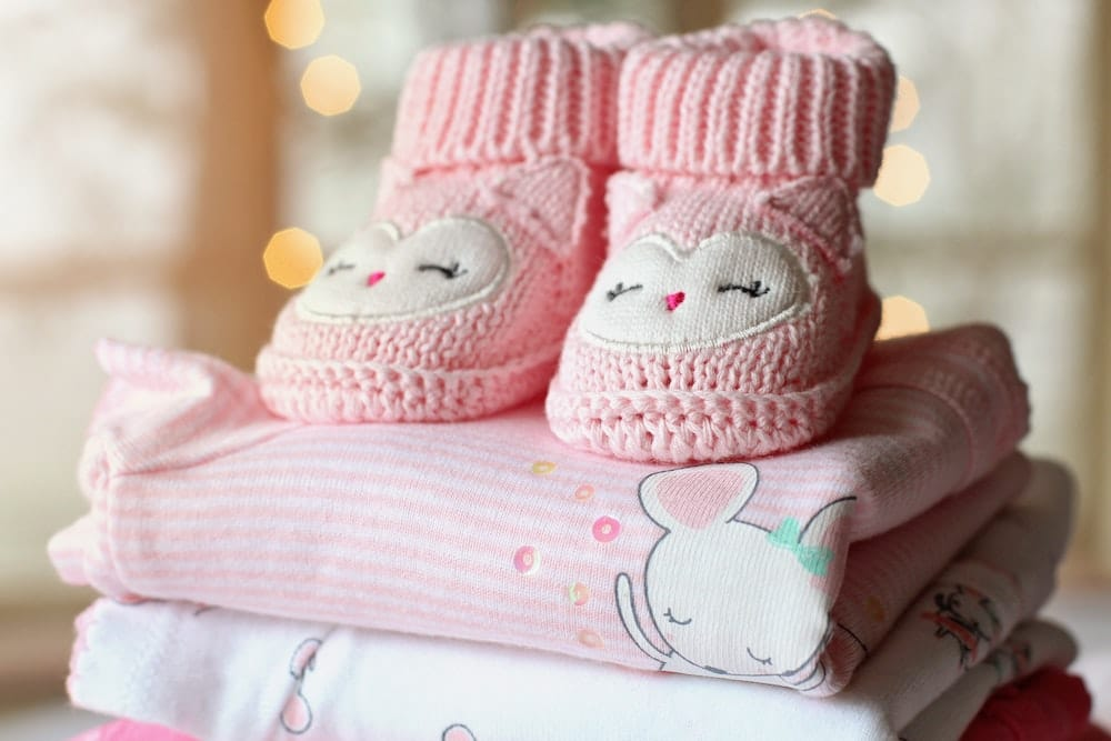 Baby Hamper 1 - The personalised set of baby accessories