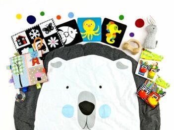 Polar Bear Kaiby Box