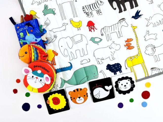 Animal Friends Kaiby Box