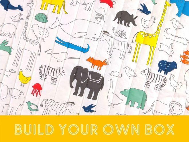 Kaiby Custom Box - Animal World