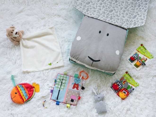 Little Lamb Kaiby Box KB5085