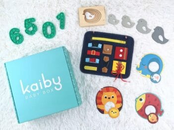 Busy Fingers (Box B) Kaiby Box KB 5107