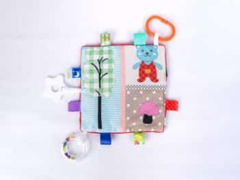 Crinkle Activity Cloth Kaiby Toy