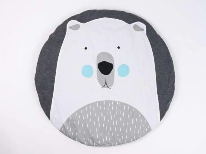 Polar Bear Baby Mat 1