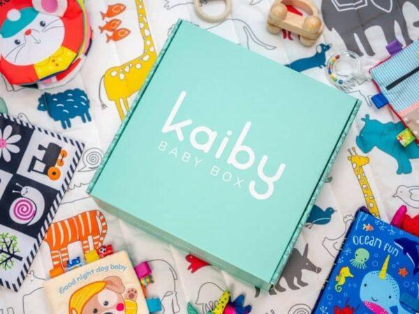 Kaiby Baby Hamper Banner