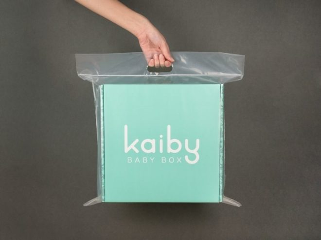 Kaiby Baby Hamper Gift Packaging