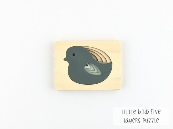 Little Bird Five Layers Puzzle KB0061-2