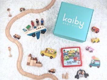 Move It Move It (Box A) Kaiby Box KB 5102
