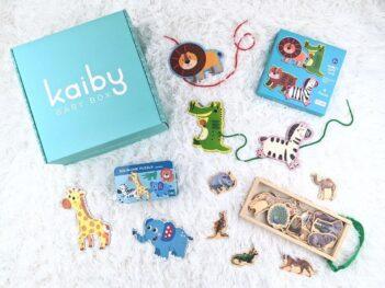 Wow Wild Kaiby Box KB5106