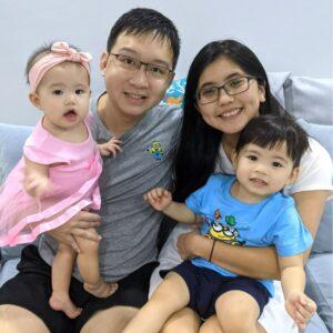 Kaiby Family Photo